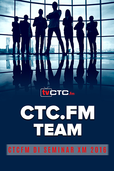 CTCFM TEAM : Seminar XM 2016
