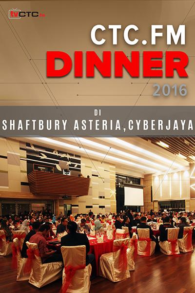 CTC.FM Dinner 2016