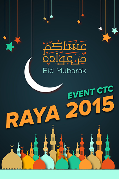 EVENTS CTC : Raya CTC.FM 2015