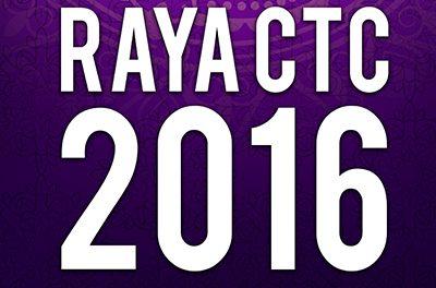 EVENTS CTC : Raya CTC.FM 2016