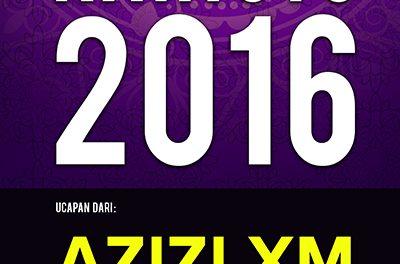 EVENTS CTC : Raya CTC.FM 2016  ( Azizi XM )