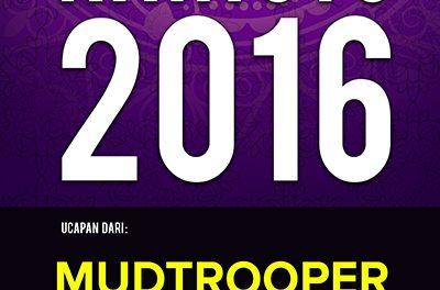 EVENTS CTC : Raya CTC.FM 2016  ( Mudtrooper )