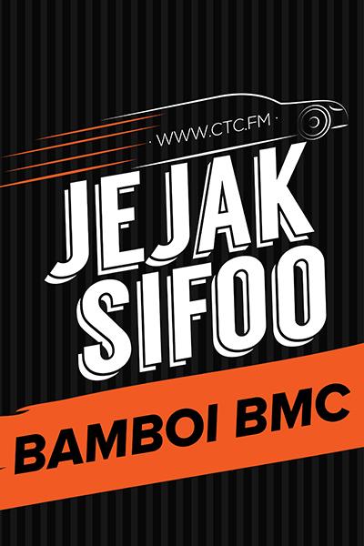JEJAK SIFOO : Bersama Bamboi BMC