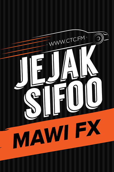 JEJAK SIFOO : Bersama Mawi FX