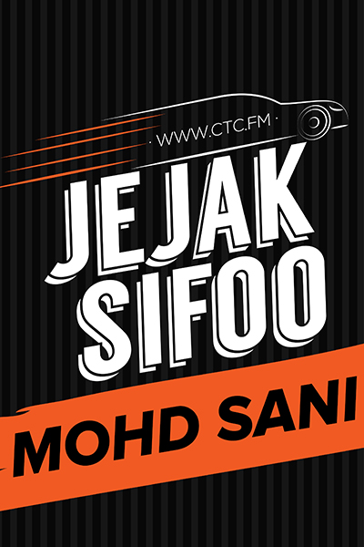 JEJAK SIFOO : Bersama Mohd Sani