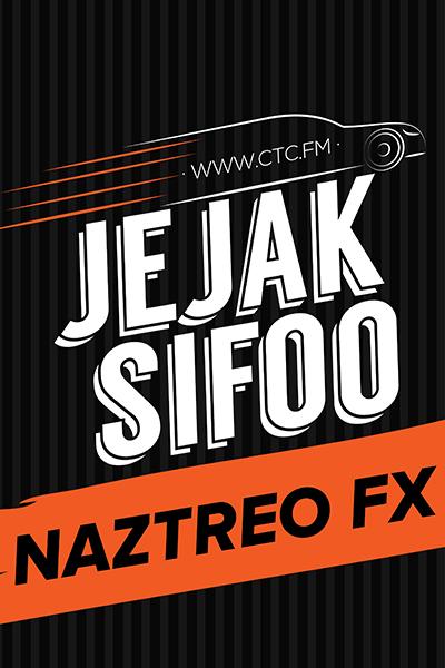 JEJAK SIFOO : Bersama Naztreo Fx