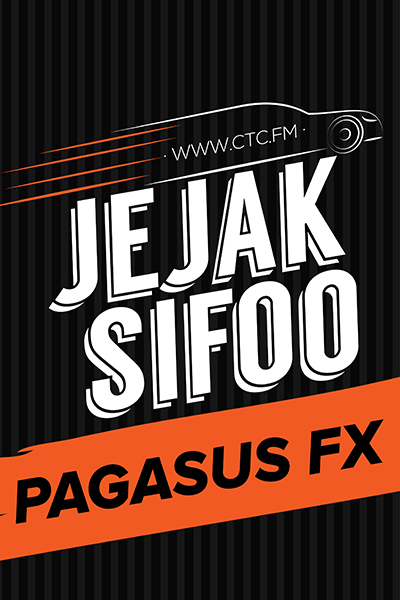 JEJAK SIFOO : Bersama Pagasus FX