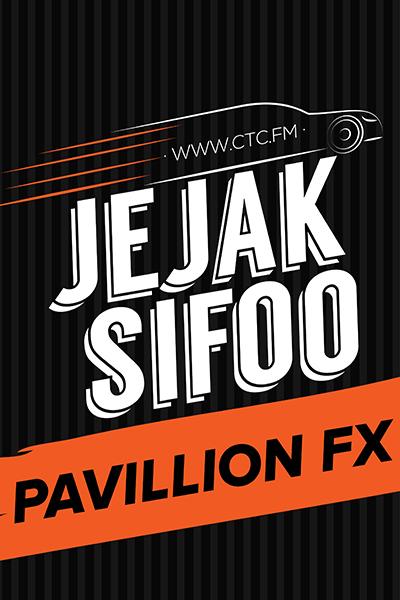 JEJAK SIFOO : Bersama Pavillion FX