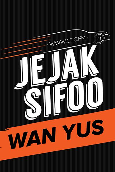 JEJAK SIFOO : Bersama Wan Yus