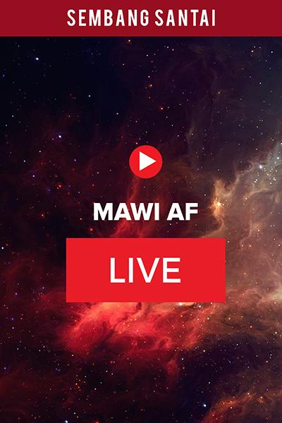 SEMBANG SANTAI  :  Live Bersama Artis Mawi