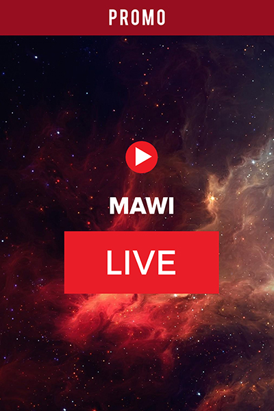 PROMO : Live Bersama Mawi