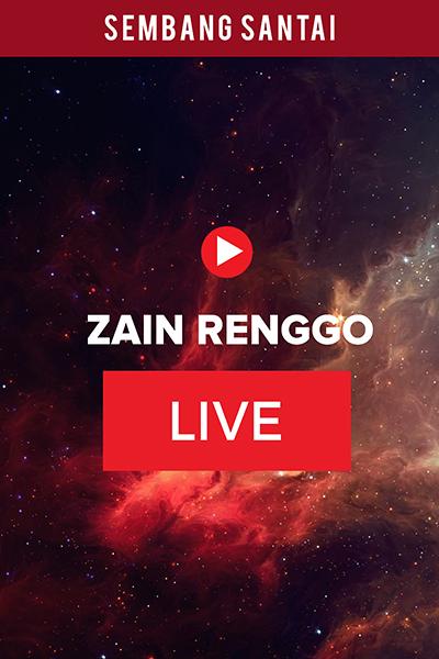 SEMBANG SANTAI  :  Live Bersama Artis Zain Renggo Arrow
