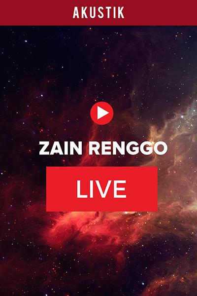 ACOUSTIC  : Live Bersama Artis Zain Renggo Arrow