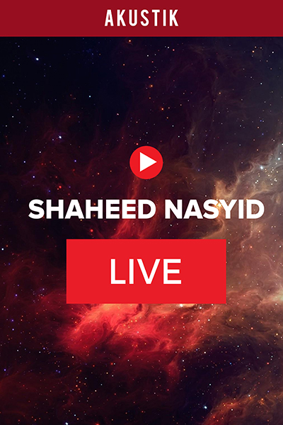 ACOUSTIC  :  Live Bersama Artis Shaheed Nasyid