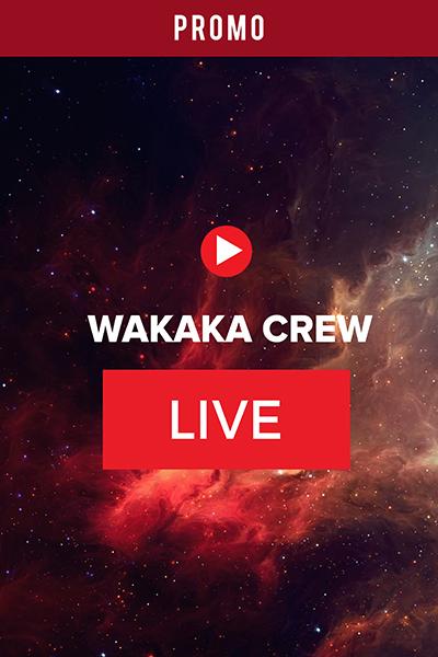 PROMO : Live Bersama Wakaka Crew