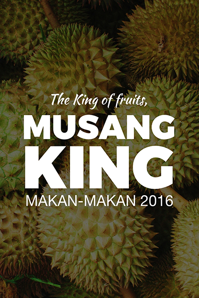 EVENTS CTC : Musangking 2016