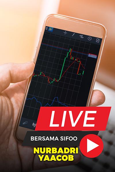 LIVE BERSAMA SIFOO : Sifo Nurbadri Yaacob