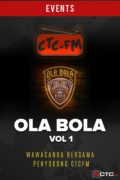 EVENTS CTC : Ola Bola (Vol 1)