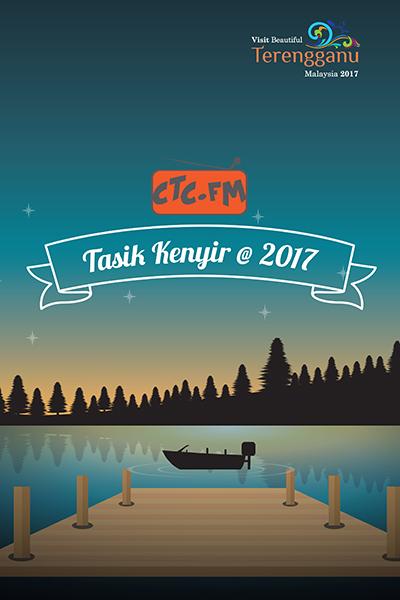 CABARAN CTC  : Tasik Kenyir 2017