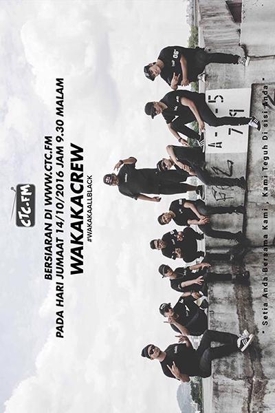 CTC ADS  :   CTC.FM x Wakaka Crew @TV9