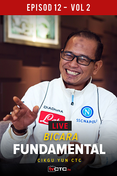 BICARA FUNDAMENTAL : Fundamental   (Episod 12)  Volume 2
