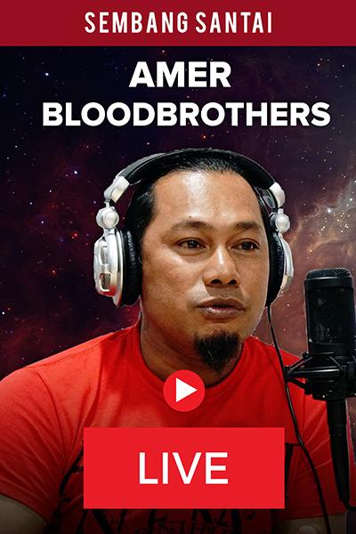 SEMBANG SANTAI : Live Bersama Amer Bloodbrothers