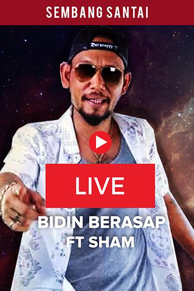 SEMBANG SANTAI : Live Bersama Bidin Berasap ft Syam