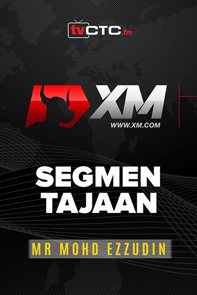 SEGMEN TAJAAN : Tajaan XM  (bersama Encik Mohd Ezzudin )