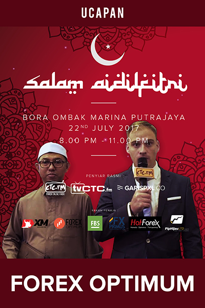EVENTS CTC : Raya CTC.FM 2017   ( Forex Optimum )
