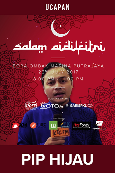 EVENTS CTC : Raya CTC.FM 2017   ( Mohd Zubir )