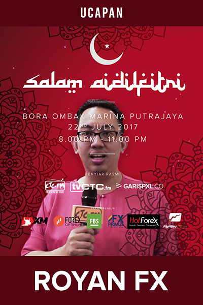 EVENTS CTC : Raya CTC.FM 2017  ( Royan Fx )