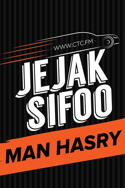 JEJAK SIFOO : Bersama Man Hasry