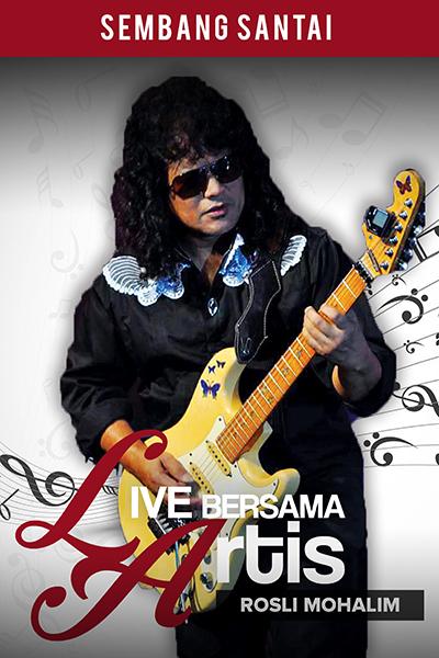 SEMBANG SANTAI  : Live Bersama Rosli Mohalim