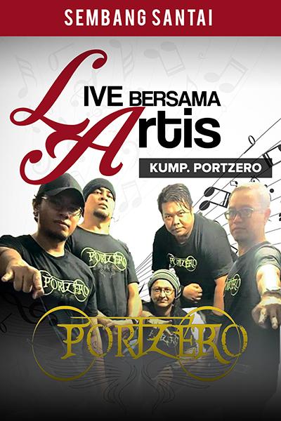 SEMBANG SANTAI  :  Live Bersama Portzero