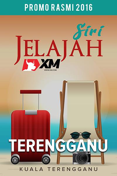 Promo RASMI Siri Jelajah ke - 5 Kuala Terengganu 2016