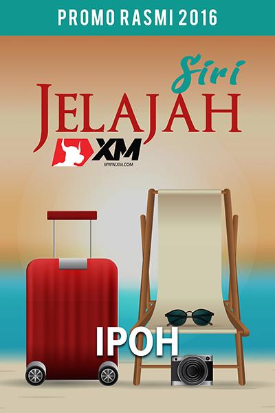 Ipoh PERAK Official Promo Tour 2016 Siri Jelajah ke-4