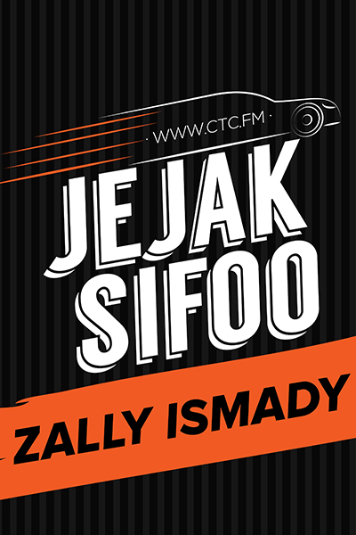 Jejak Sifoo bersama Zally Ismady