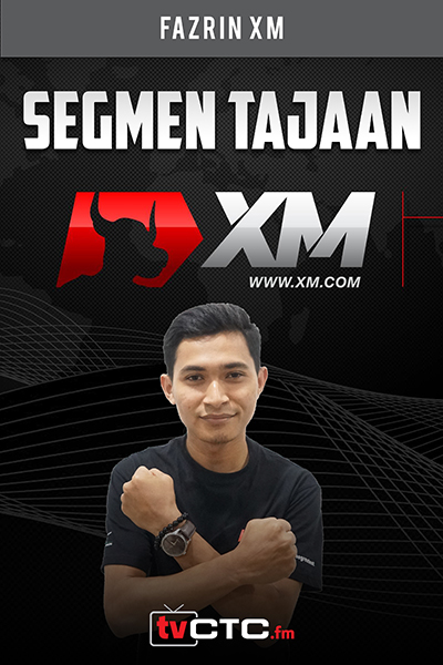 SEGMEN TAJAAN : Tajaan XM  (bersama  Fazrin Xm )