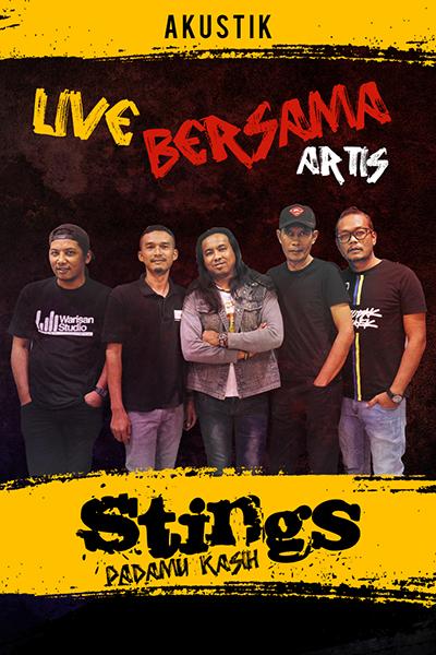 ACOUSTIC : Live Bersama Stings - Padamu Kasih