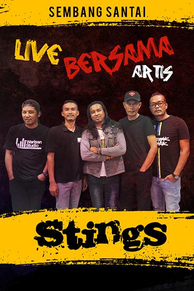 SEMBANG SANTAI  : Live Bersama STINGS