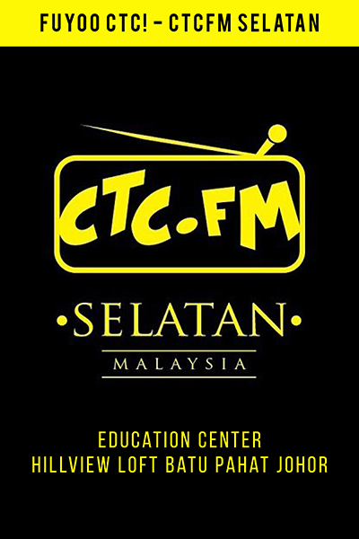 CTC.FM SELATAN : Education Center, Hillview Loft Batu Pahat Johor