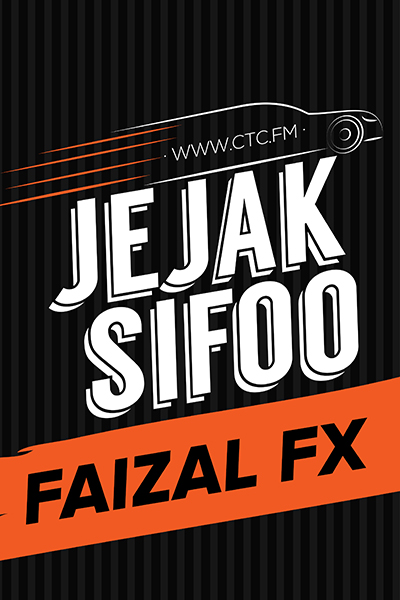 Jejak sifoo bersama Faizal Fx