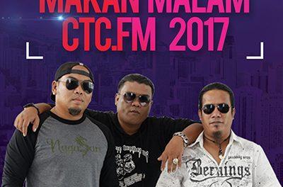 [PROMO] Majlis Makan Malam CTC.FM 2017 Artis Jemputan  – Nagasari