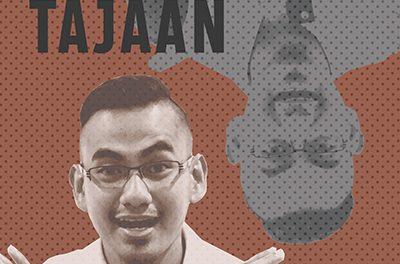 SEGMEN TAJAAN : Tajaan XM  (bersama Radin Kusyairi )