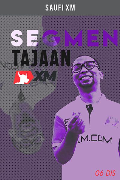 SEGMEN TAJAAN : Tajaan XM  (bersama Saufi XM )