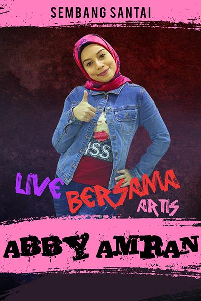 SEMBANG SANTAI : Live Bersama Abby Amran