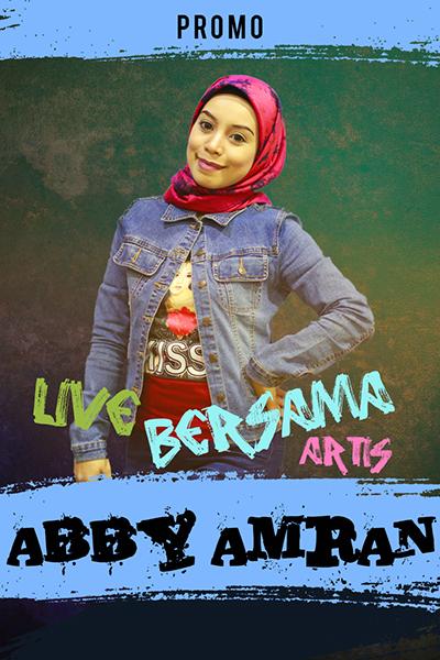 PROMO : LIVE BERSAMA ABBY AMRAN