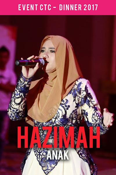 Hazimah - Anak [Majlis Makan Malam CTC.fm 2017]