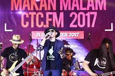 Persembahan Majlis Makan Malam CTC.FM 2017 Artis Jemputan  – Khalifah
