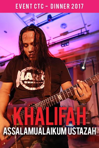Khalifah - Assalamualaikum Ustazah [Majlis Makan Malam CTC.fm 2017]